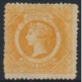 AUSTRALIA / NSW - 1862 8d red-orange Diadem, perf. 13:13, '8' watermark, MNG – SG # 167a