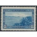 CANADA - 1938 13c blue Halifax Harbour, MNH – SG # 364