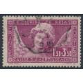 FRANCE - 1930 150Fr+3.50Fr purple Caisse d'Amortissement, used – Michel # 248