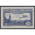 FRANCE - 1930 1.50Fr blue Airmail, MH – Michel # 255a
