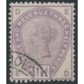 GREAT BRITAIN - 1883 1½d lilac Queen Victoria, used – SG # 188