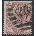 GREAT BRITAIN - 1880 1½d Venetian red Queen Victoria, Imperial Crown watermark, used – SG # 167