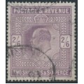 GREAT BRITAIN - 1902 2/6 lilac KEVII definitive, used – SG # 260