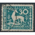 WÜRTTEMBERG - 1920 30pf deep blue-green Hart, used – Michel # 147