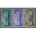 ITALY - 1949 Marshall Plan set of 3, used – Michel # 774-776