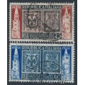 ITALY - 1951 Anniversary of Modena & Parma Stamps set of 2, used – Michel # 861-862