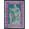 ITALY - 1928 5L violet/deep green Prince Emanuel of Savoy, used – Michel # 292A