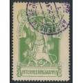 NETHERLANDS - 1916 Prisoners of War post-free stamp, used – NVPH # IN1