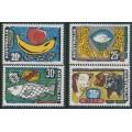 AUSTRALIA - 1972 Primary Industries (Beef set) set of 4, MNH – SG # 510-513