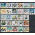 AUSTRALIA - 1988 Living Together complete set of 27, MNH – SG # 1111-1136