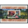 AUSTRALIA - 1997 $10 Kakadu Wetlands M/S, MNH – SG # MS1686a