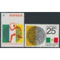 AUSTRALIA - 1968 Mexico Olympic Games set of 2, MNH – SG # 428-429