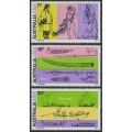 AUSTRALIA - 1971 Australia-Asia set of 3, MNH – SG # 483-485