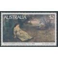 AUSTRALIA - 1981 $2 On the Wallaby Track Painting, MNH – SG # 778