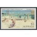 AUSTRALIA - 1984 $5 A Holiday at Mentone Painting, MNH – SG # 779