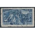 POLAND - 1933 1.20Zł violet-blue Liberation of Vienna, used – Michel # 283