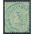 AUSTRALIA - 1906 2d emerald Postage Due, perf. 12:11, crown single-lined A watermark, used – SG # D47