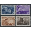 RUSSIA / USSR - 1948 Anniversary of The Ukrainian SSR set of 4, MNH – Michel # 1186-1189