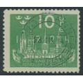 SWEDEN - 1924 10öre green World Postal Congress, used – Facit # 197