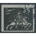 SWEDEN - 1924 35öre grey-black UPU Anniversary, used – Facit # 217
