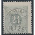 SWEDEN - 1874 24öre grey Postage Due (Lösen), perf. 14, used – Facit # L7b