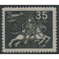 SWEDEN - 1924 35öre grey-black UPU Anniversary, MH – Facit # 217