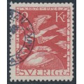 SWEDEN - 1924 2Kr red UPU Anniversary, used – Facit # 224