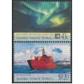 AUSTRALIA / AAT - 1991 Antarctic Treaty set of 2, MNH – SG # 88-89