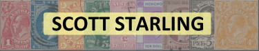 Scott Starling Stamps